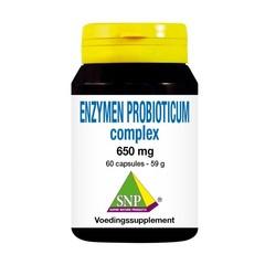 SNP Enzymen probioticum multi (60 capsules)