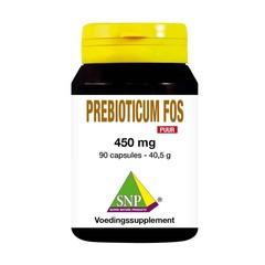 SNP Prebioticum FOS 450 mg puur (90 capsules)