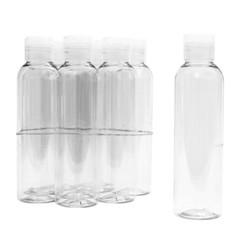 CHI Pet flacon 100 ml met klapdop (10 stuks)