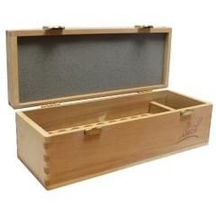 Bach Remedies gesigneerde houten kist (1 stuks)