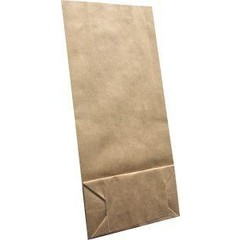 Jacob Hooy Bruine zak nummer 2 gevoerd 130 x 70 x 280 mm (1 stuks)