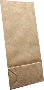 Jacob Hooy Jacob Hooy Bruine zak nummer 2 gevoerd 130 x 70 x 280 mm (1 stuks)