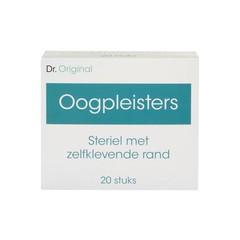 Dr Original Oogpleisters (20 stuks)