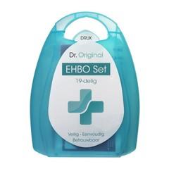 Dr Original EHBO set 19-delig (1 set)