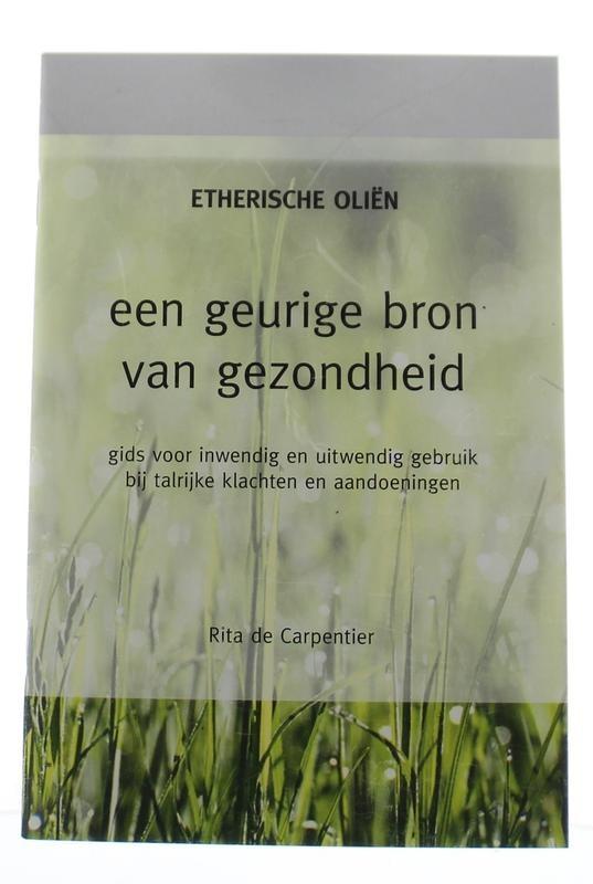 Jacob Hooy Jacob Hooy Boekje etherische olien (Boek)