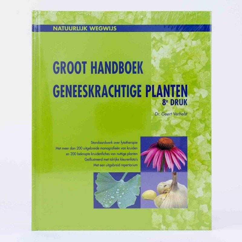 CHI CHI Groot handboek geneeskrachtige planten (Boek)