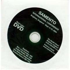 Nutramedix Samento congres Brighton DVD (1 stuks)