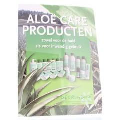 Aloe care poster A4 (1 stuks)