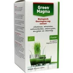 Green magma poeder (80 gram)