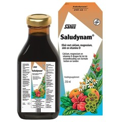 Salus Saludynam calcium magnesium (250 ml)