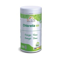 Be-Life Chlorella 500 bio (200 tabletten)