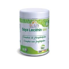 Be-Life Soya lecithin 1200 (60 capsules)