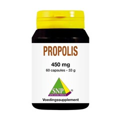 SNP Propolis 450 mg (60 capsules)