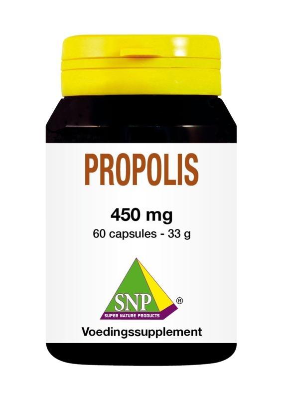 SNP SNP Propolis 450 mg (60 capsules)