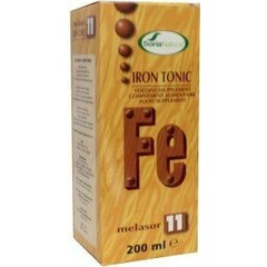 Soria Melasor 11 iron tonic (200 ml)