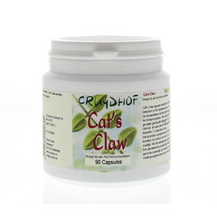 Cruydhof Cats claw ( uncaria tomentosa ) (90 capsules)