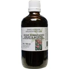 Natura Sanat Echinacea purpurea kruid + wortel tinctuur (100 ml)