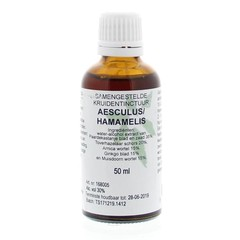 Natura Sanat Aesculus / hamamelis compl tinctuur (50 ml)