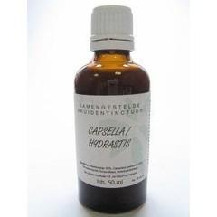 Natura Sanat Capsella / hydrastis compl tinctuur (50 ml)