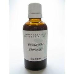 Natura Sanat Echinacea / sambucus compl tinctuur (50 ml)