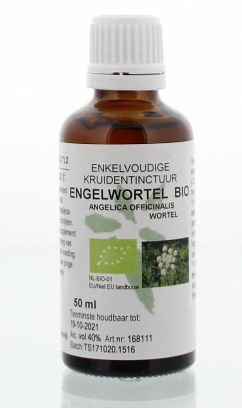 Natura Sanat Natura Sanat Angelica officinalis / engelwortel tinctuur bio (50 ml)