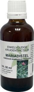 Natura Sanat Natura Sanat Carduus marianus fructus / mariadistel tinctuur (50 ml)