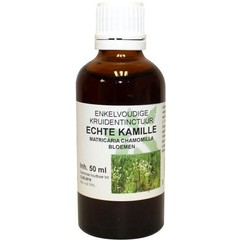 Natura Sanat Matricaria chamomilla fl / echte kamille tinctuur (50 ml)