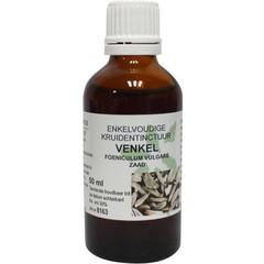 Natura Sanat Foenicum vulgare / venkelzaad tinctuur (50 ml)