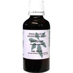 Natura Sanat Guarana zaden tinctuur bio (50 ml)