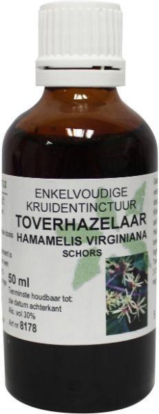 Natura Sanat Natura Sanat Hamamelis virginiana cort / toverhazelaar tinctuur (50 ml)