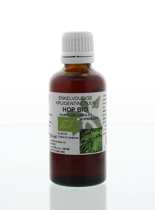 Natura Sanat Natura Sanat Humulus lupulus / hop tinctuur bio (50 ml)