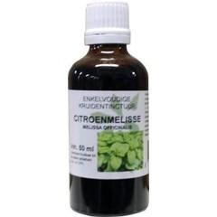 Natura Sanat Melissa officinalis herb / citroenmelisse tinctuur (50 ml)