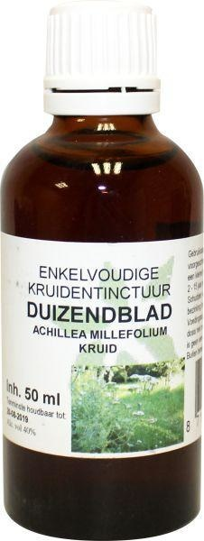 Natura Sanat Natura Sanat Achillea millefolium / duizendblad tinctuur bio (50 ml)