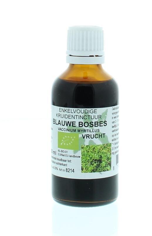 Natura Sanat Natura Sanat Vaccinium myrt / blauwe bosbesvrucht tinctuur bio (50 ml)
