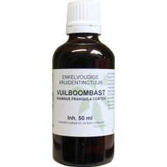 Natura Sanat Rhamnus frang / vuilboombast tinctuur bio (50 ml)