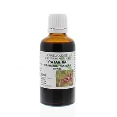 Natura Sanat Krameria triandra radix / ratanhia tinctuur (50 ml)