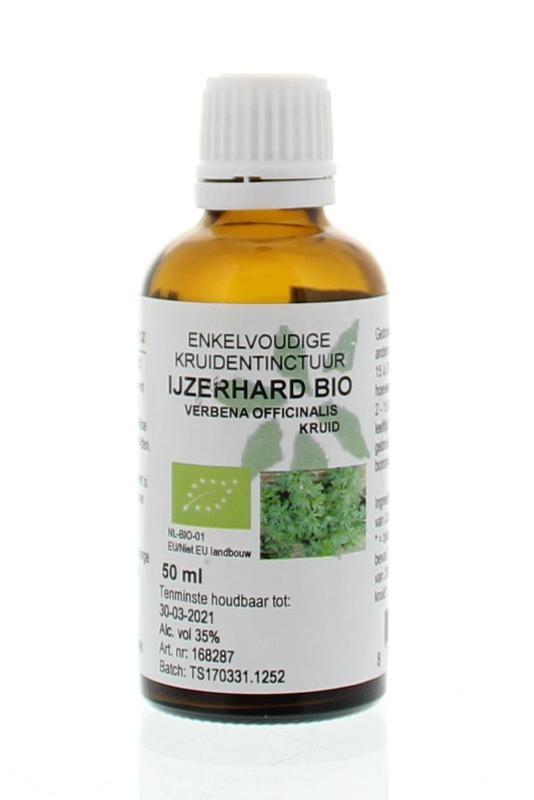 Natura Sanat Natura Sanat Verbena officinalis herb / ijzerhard tinctuur bio (50 ml)