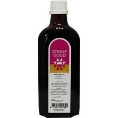 Zonnegoud Trigonella complex wijntonicum (200 ml)