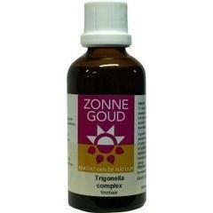 Zonnegoud Trigonella complex (50 ml)