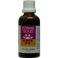 Zonnegoud Quassia complex (50 ml)