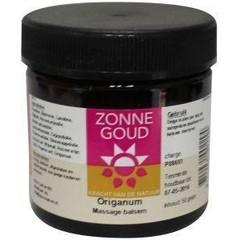 Zonnegoud Origanum balsem (50 ml)