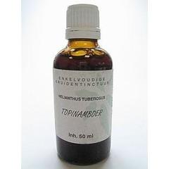 Natura Sanat Helianthus tuberosus / topinamboer tinctuur (50 ml)