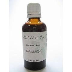 Natura Sanat Erica vulgaris herb / struikheide tinctuur bio (50 ml)