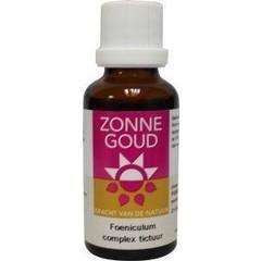 Zonnegoud Foeniculum complex (30 ml)