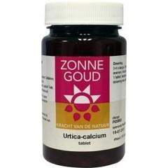 Zonnegoud Urtica calcium (200 tabletten)