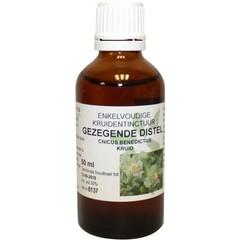 Natura Sanat Cnicus benedictus / gezegende distel bio tinctuur (50 ml)