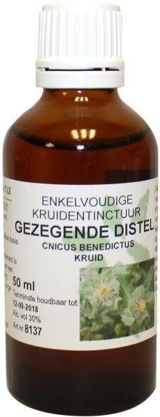 Natura Sanat Natura Sanat Cnicus benedictus / gezegende distel bio tinctuur (50 ml)
