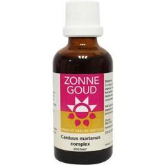 Zonnegoud Carduus marianus complex (50 ml)