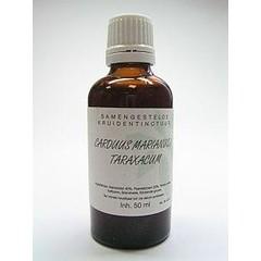 Natura Sanat Carduus marianus / taraxacum compl tinctuur (50 ml)