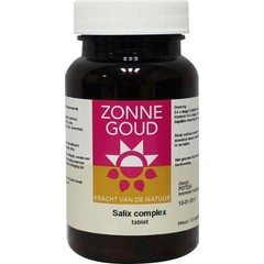 Zonnegoud Salix complex (50 ml)